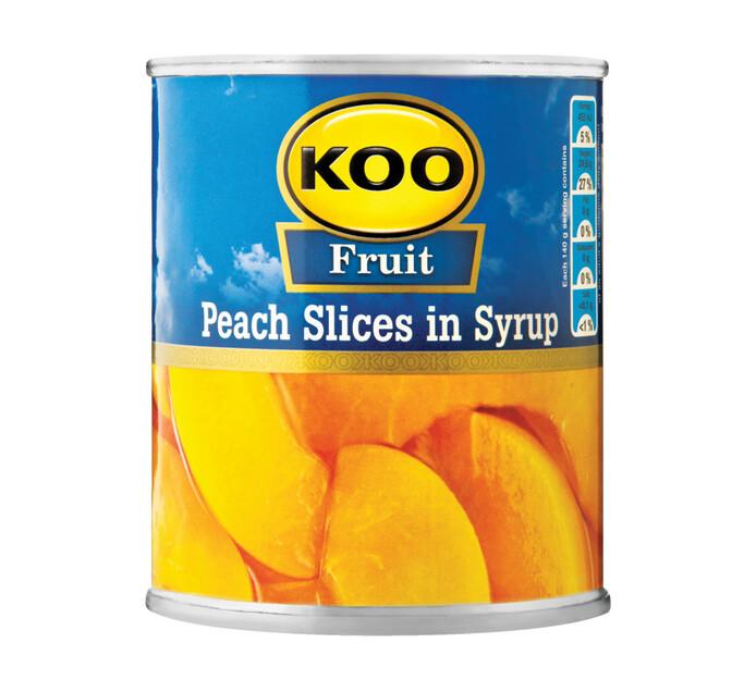 Koo Peaches